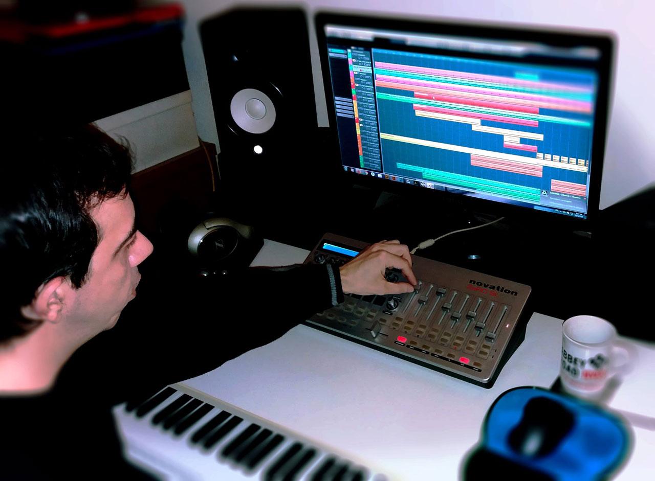 Apostolos Gonidis - Music Composer
