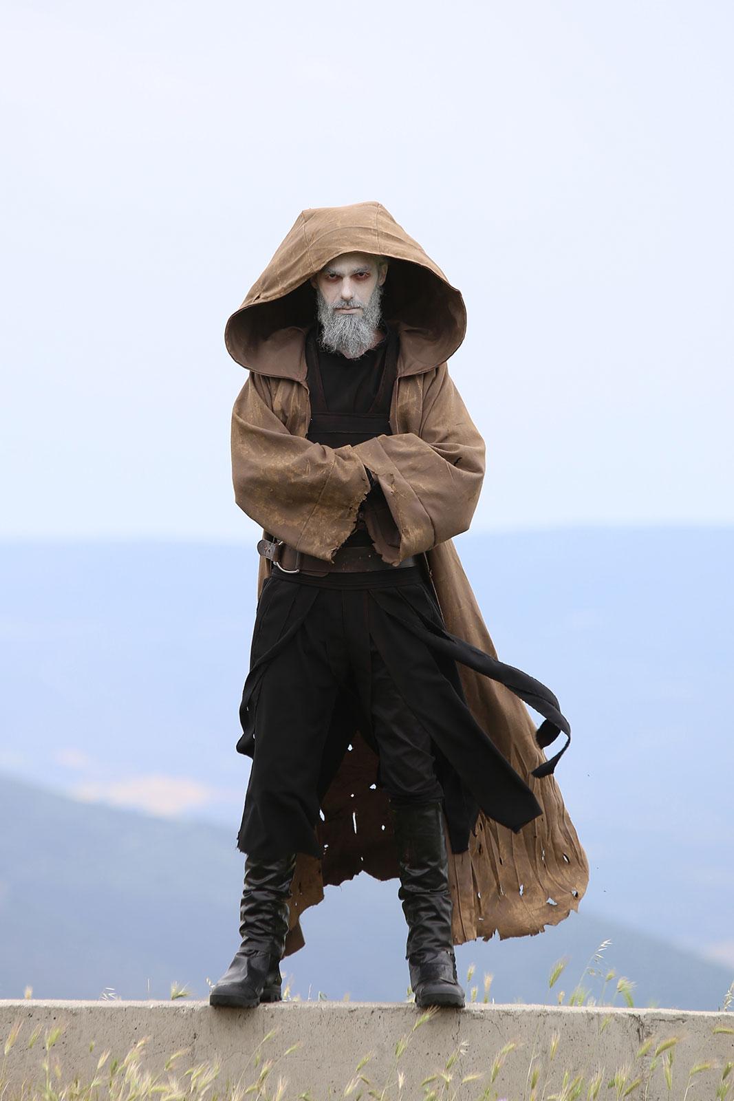 Dionisis Combothecra Kompotheklas - Epsilon Custom Sabers - Actor, Costume & Prop Making