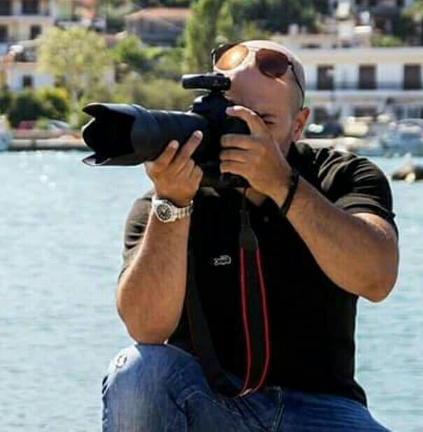 Panagiotis Votsis - Camera Operator / Photographer